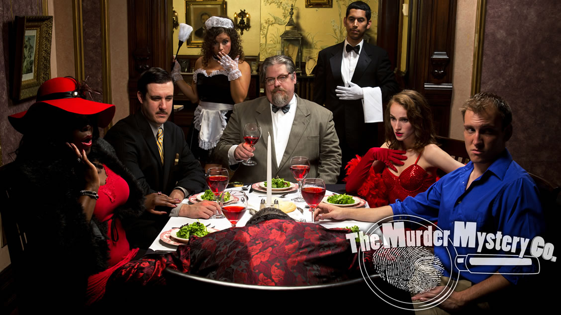 Miami murder mystery party themes
